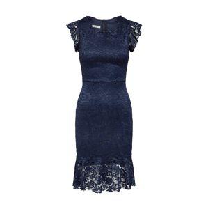 WAL G. Koktejlové šaty 'Dress'  námořnická modř
