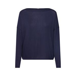 OPUS Tričko 'Soda'  tmavě modrá