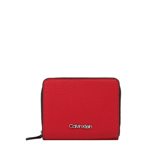 Calvin Klein Peněženka  červená