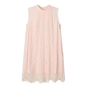 NAME IT Šaty  pastelově růžová