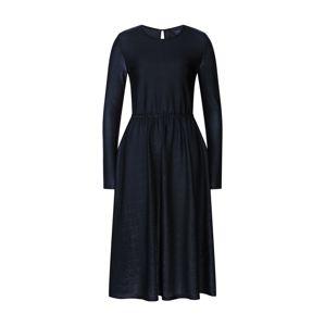 Pop Copenhagen Šaty 'Armour Mesh Dress'  černá