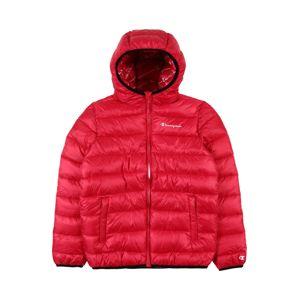Champion Authentic Athletic Apparel Zimní bunda  tmavě růžová