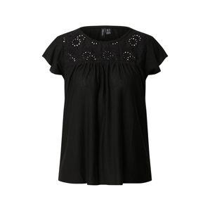 VERO MODA Tričko 'BRIELLE'  černá