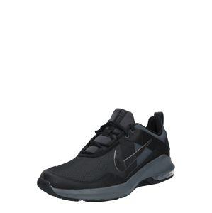 NIKE Sportovní boty  černá