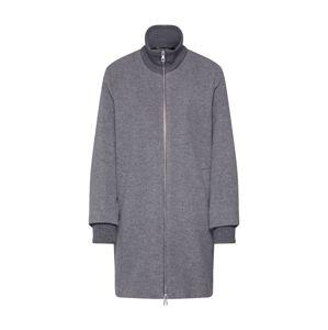 SET Přechodný kabát  šedá