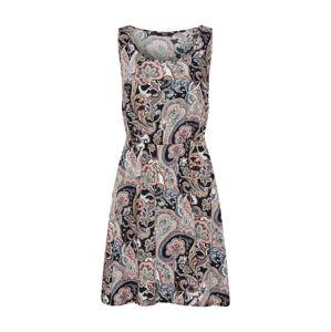 ONLY Letní šaty 'NOVA SARA'  mix barev / černá