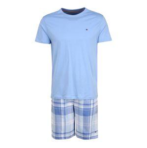 Tommy Hilfiger Underwear Pyžamo krátké  světlemodrá