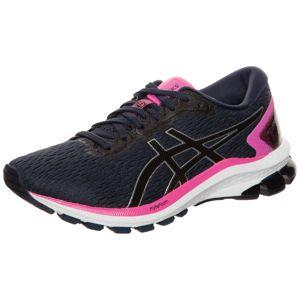 ASICS Běžecká obuv 'Gt-1000 9'  tmavě růžová / černá / bílá