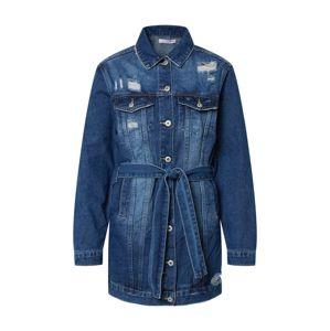 Hailys Přechodný kabát 'Alina'  modrá