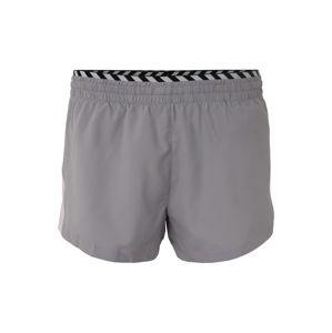 NIKE Sportovní kalhoty 'ELEVATE SD'  písková / růžová