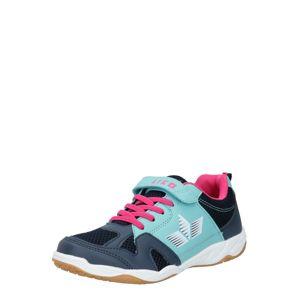 LICO Tenisky 'Sport'  pink / marine modrá / tyrkysová / bílá