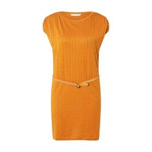 sessun Šaty 'SORIA'  šafrán / oranžová
