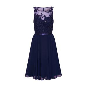 MAGIC NIGHTS Koktejlové šaty  námořnická modř