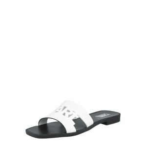 Karl Lagerfeld Pantofle 'SKOOT II'  bílá