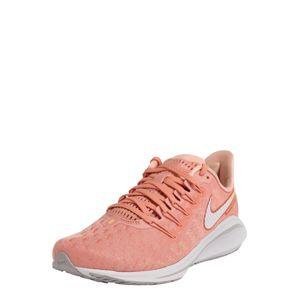 NIKE Běžecká obuv 'Zoom Vomero 14'  růžová / bílá