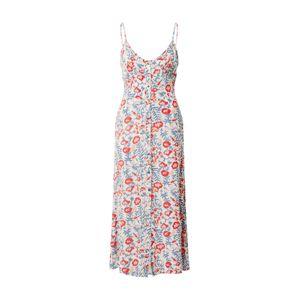 BILLABONG Letní šaty 'Sugared Life'  bílá / mix barev