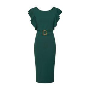 WAL G. Koktejlové šaty 'WG 6269'  zelená