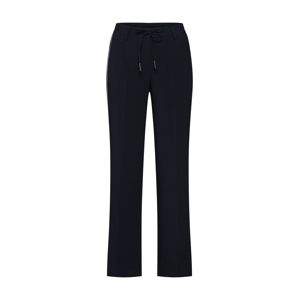OPUS Kalhoty 'Marleen'  stříbrná / černá