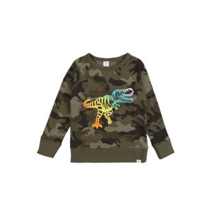 GAP Mikina 'NOVELTY CREWS'  zelená