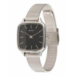 Komono Analogové hodinky 'KATE ROYALE'  stříbrná