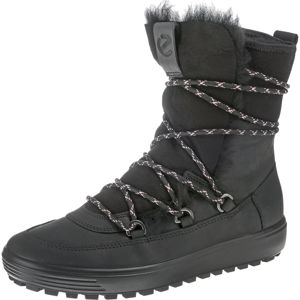 ECCO Sněhule 'Soft 25'  černá