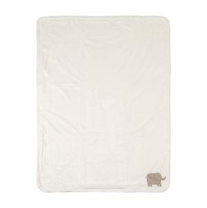 Carter's Dětská deka  bílá