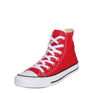 CONVERSE Kotníkové tenisky 'Chuck Taylor All Star'  bílá / červená