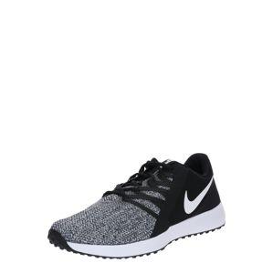 NIKE Sportovní boty 'Nike Varsity Compete Trainer'  černá / bílá