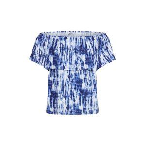 LTB Tričko 'BEJIHA'  bílá / modrá