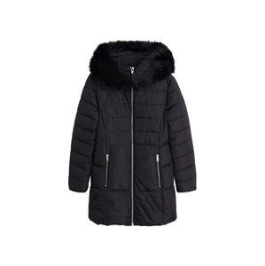 MANGO Zimní kabát 'Anie'  černá