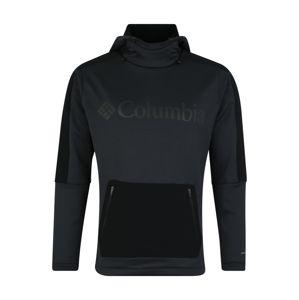 COLUMBIA Sportovní mikina 'Maxtrail Midlayer Top'  černá