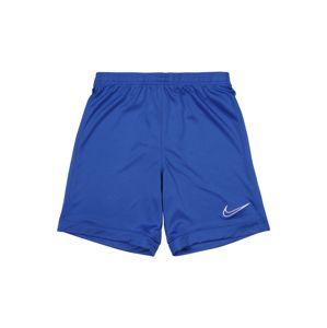 NIKE Sportovní kalhoty  královská modrá