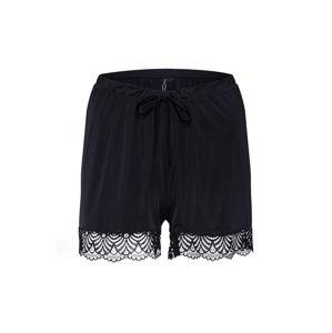 VILA Pyžamové kalhoty 'KAMMA'  černá