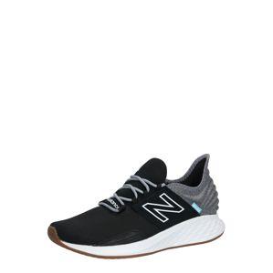 New Balance Běžecká obuv 'ROAV'  šedá / černá