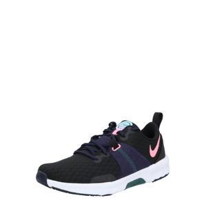 NIKE Sportovní boty 'City Trainer 3'  pink / černá