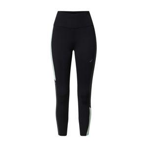 ASICS Sportovní kalhoty 'Tokyo'  mátová / černá