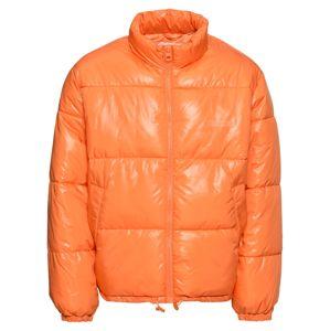 CHEAP MONDAY Zimní bunda 'Now jacket'  oranžová