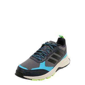 ADIDAS PERFORMANCE Běžecká obuv 'Rockadia Trail 3.0'  černá / modrá / šedá