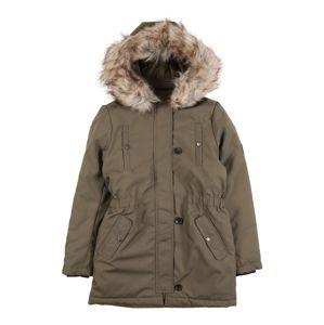 KIDS ONLY Zimní bunda  khaki