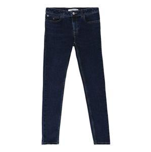 Calvin Klein Jeans Džíny 'SKINNY MR ESSENTIAL'  modrá džínovina