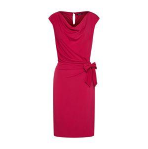 Vera Mont Pouzdrové šaty  červená