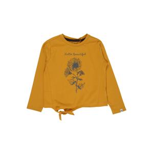 Noppies Tričko 'Senekal'  zlatě žlutá / chladná modrá