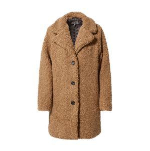 NÜMPH Přechodný kabát  světle béžová