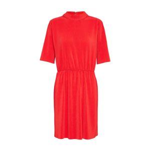Minimum Koktejlové šaty 'Karna'  červená třešeň
