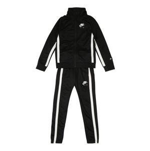 Nike Sportswear Joggingová souprava 'B NIKE AIR TRK SUIT'  černá