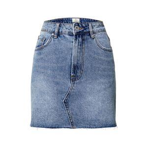Cotton On Sukně 'THE CLASSIC DENIM SKIRT'  modrá