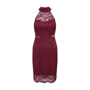 WAL G. Společenské šaty 'Dress'  vínově červená