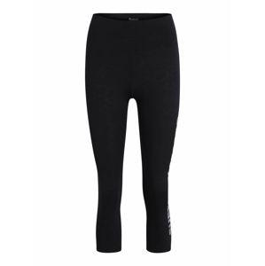 Superdry Sportovní kalhoty  černá