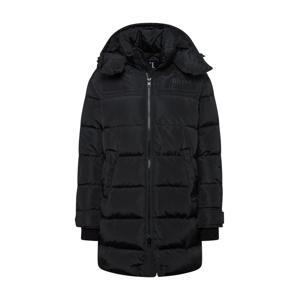 DIESEL Zimní bunda  černá