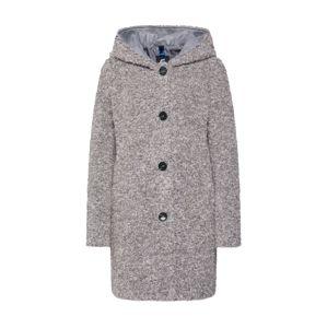 GIL BRET Přechodný kabát  šedobéžová